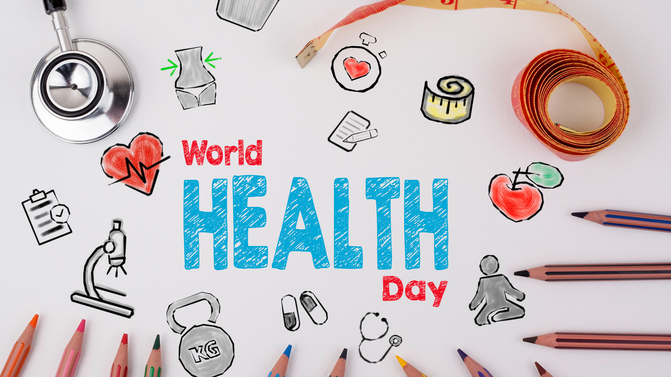 Happy World Health Day! How Can We Achieve a Healthier & Fairer World?