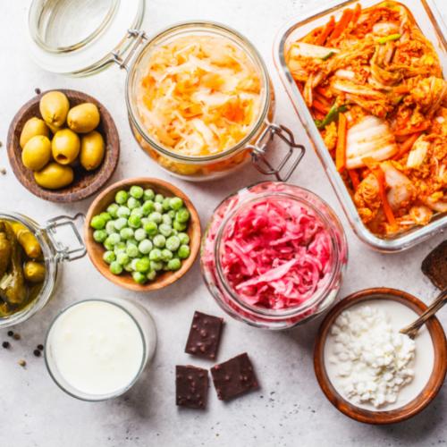 Prebiotics vs. Probiotics vs. Postbiotics